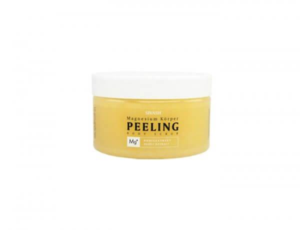 Magnesium Körper Peeling - Weltneuheit