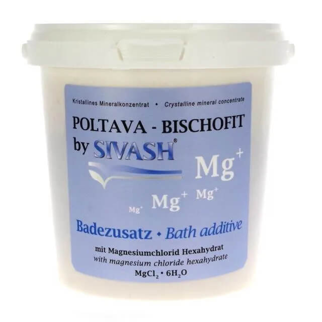 Sivash Bischofit (Magnesiumchlorid) Badezusatz