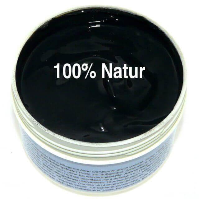 Sivash-Heilerde ist ein 100% natürliches Peloid (Meeresschlick, Heilschlamm)