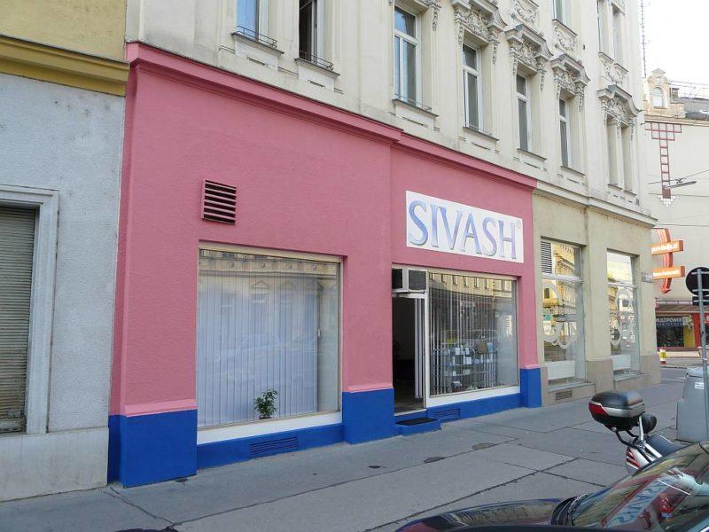 1. Geburtstag des SIVASH-Shops in Wien