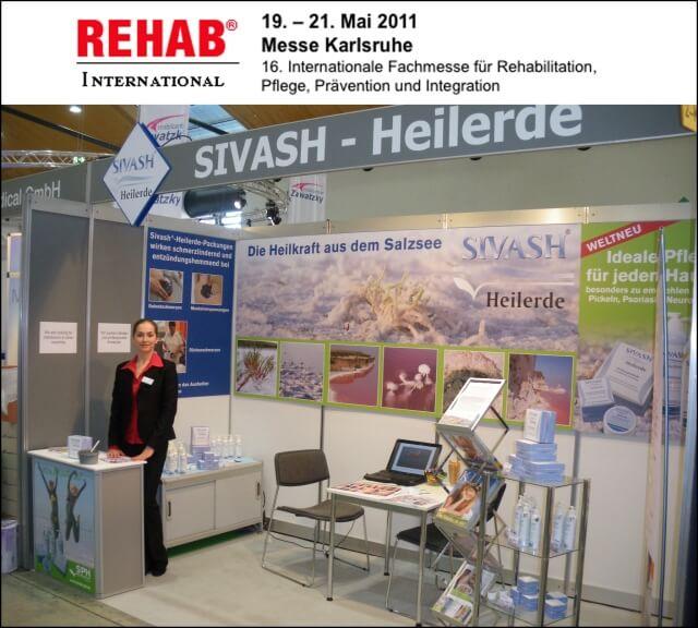 Sivash-Heilerde auf Rehab 2011